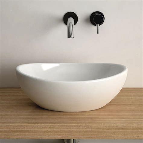 agréable Produit Entretien Salle De Bain #5: vasque-a-poser-ovale-aoki-40-cm.jpg
