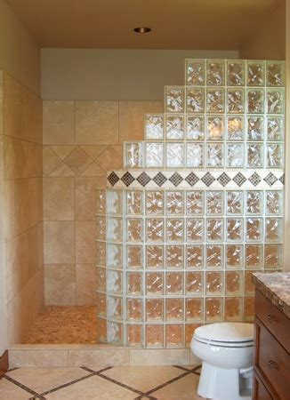 37 best of glass block showers small bathrooms jose