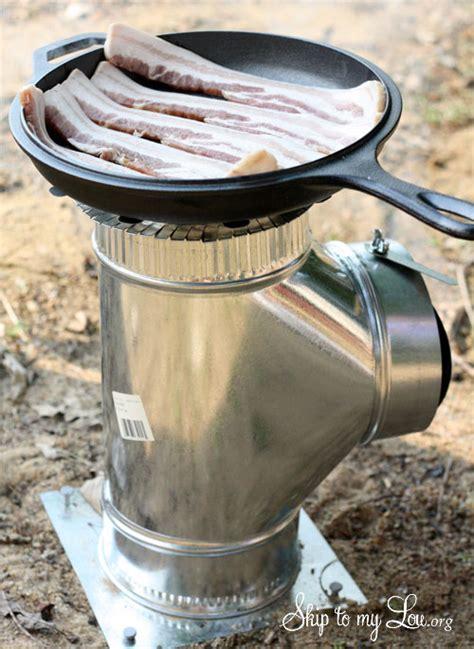 Handmade Outdoor Gear - diy c stove