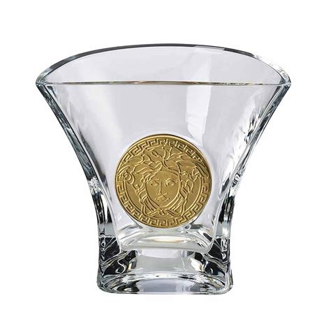 The Versace Madness by Versace Medusa Madness 18cm Vase