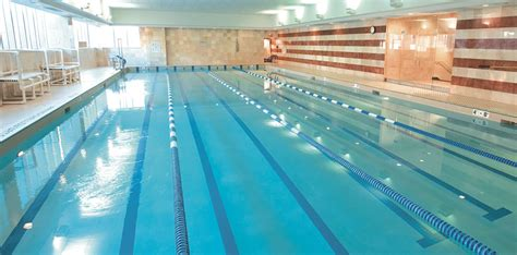 Which Equinox Gyms A Pool - sports club in boston luxury fitness with pool equinox