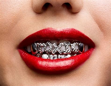 dental tooth tattoos the latest extreme body art