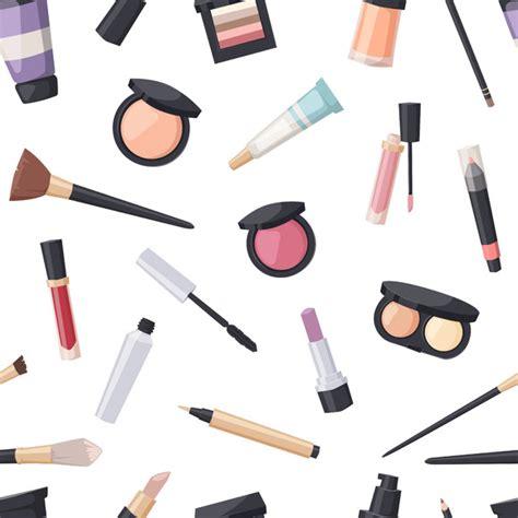 makeup pattern vector stock graphic makeup seamless pattern vector 187 logotire com