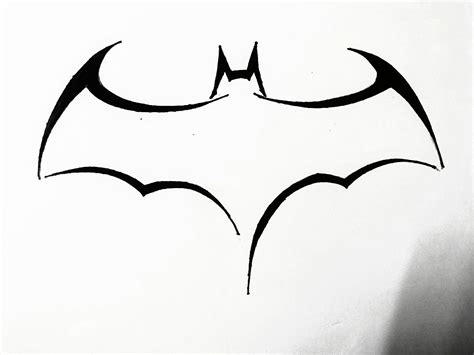 batman logo tattoo designs batman logo pinteres