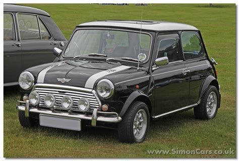 Mini Cooper 1990 by Simon Cars Blmc Mini Specials