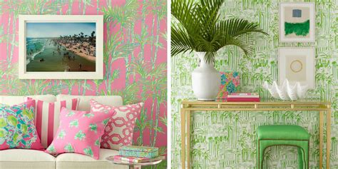 lilly pulitzer wallpaper lilly pulitzer s new collaboration
