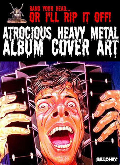 Metal Album Cover atrocious heavy metal album covers
