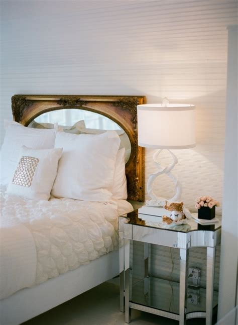 mirror as headboard decorating with mirrors omg lifestyle blog