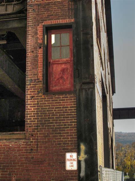 The Green Door Bethlehem door to nowhere bethlehem steel site series 12