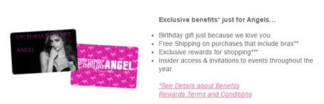 Victoria S Secret Angel Card Birthday Gift - victoria s secret angel credit card review comenity bank up to 19 8 back doctor