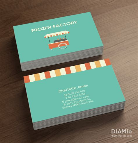Business Card Store