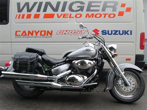 Suzuki Motorrad Ersatzteile Schweiz by Motorrad Occasion Kaufen Suzuki C 800 Intruder Winiger