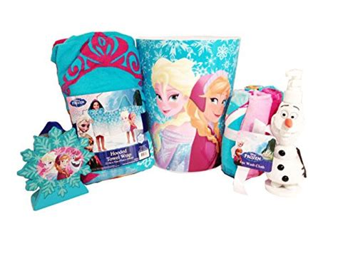 Bathroom Set Keranjang Frozen the cutest frozen bathroom accessories for