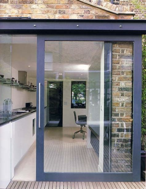 glass doors exterior best 25 exterior sliding doors ideas on