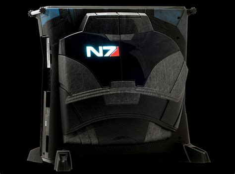 mass effect console mass effect 3 console vaults n7 seal of approval