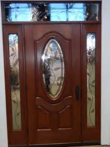 Decorative Glass For Front Doors by Decorative Front Door Glass Exterior Interior Doors