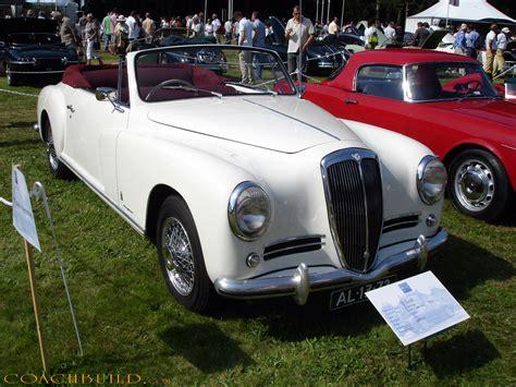 Pininfarina Lancia Aurelia B50 Convertible 1950