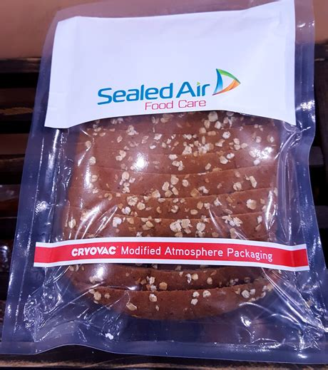 Modified Atmosphere Packaging For Baked Goods by Sealed Air Introduces Cryovac Modified Atmosphere