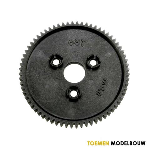 Traxxas 3958 Spur Gear 58 Tooth 0 8 Metric Pitch spur gear 58 tooth trx3958