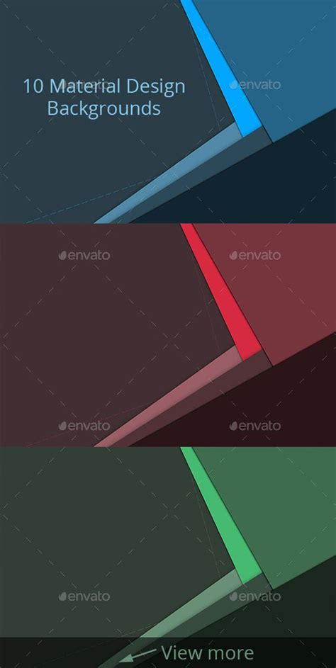 color pattern in android 10 material design backgrounds flats colors and modern