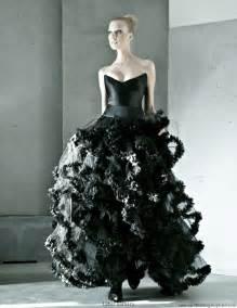 Black Mix Lace Flower Top 11012 Fashion Dress Baju Import l 233 ber barbara wedding dresses wedding inspirasi