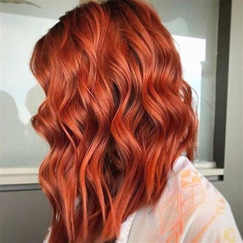 long red bob 27 pretty lob haircut ideas you should copy in 2017 red