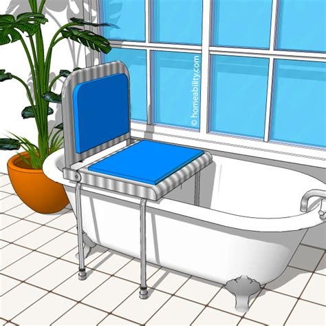 Bath Shower Chairs For Disabled bath bench for clawfoot tub the best options