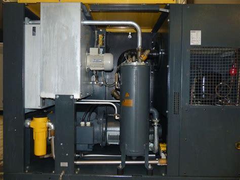 kaeser asd   oiled screw compressor exapro