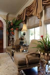 Tuscan Window Treatments Woven Shades Curtain Ideas And Shades On