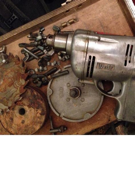 wolf drill buy sale  trade ads find   price