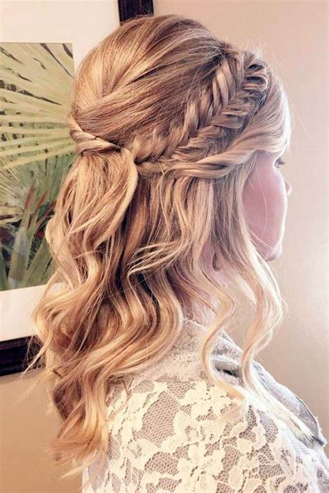 Easy Wedding Guest Hairstyles For Medium Hair by Easy Formal Hairstyles Pictures To Pin On
