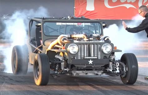 willys jeep lsx twin turbo lsx deathtrap willys jeep runs 9s gm authority