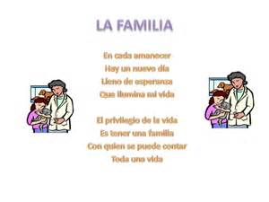 La Familia Poema A La Familia