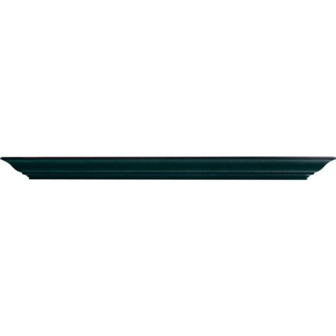 Black Decorative Wall Shelves Floating Decorative Wall Shelf Black In Wall Mounted Shelves
