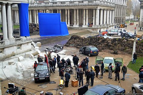 thor movie greenwich thor 02 filming in university of greenwich flickr