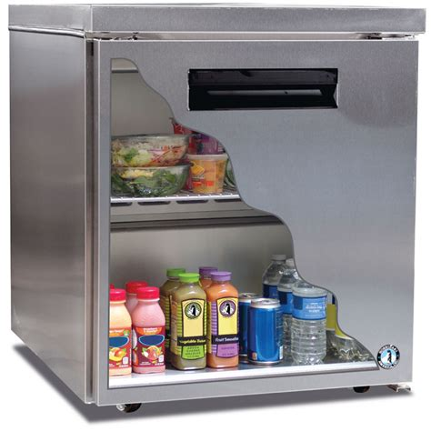 food inc sections crmr27 lp refrigerator single section undercounter with