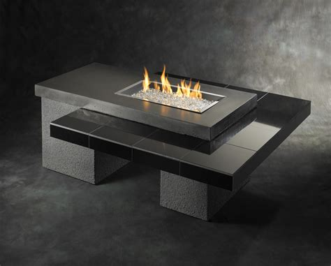 Indoor Fire Pit Table Design Options Homesfeed Indoor Firepit