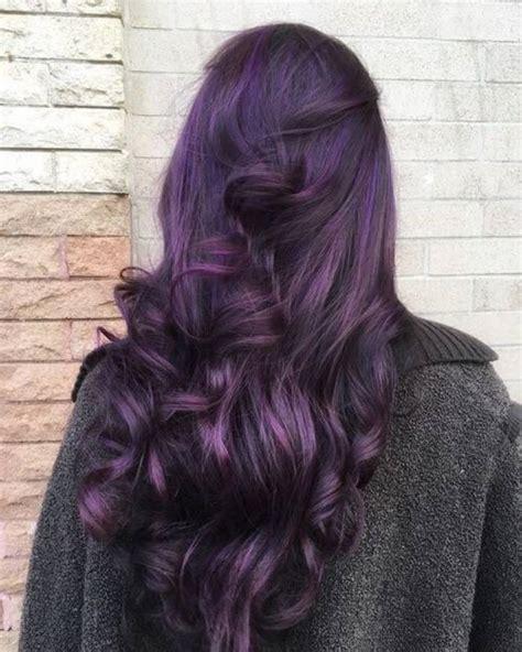 how to blend a lads a hair cheveux violets sur brune cheveux violets allez vous