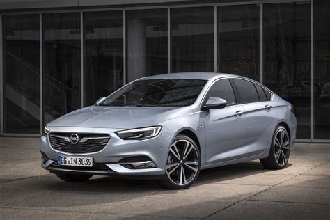 2018 opel insignia what dieselgate 2018 opel insignia adds new 2 0 biturbo