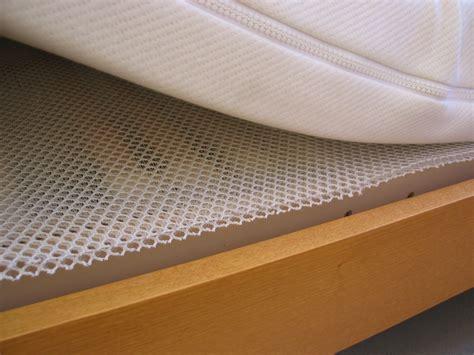 1m matratze unterl 252 ftungsmatte matratzenunterlage dryweave biona shop