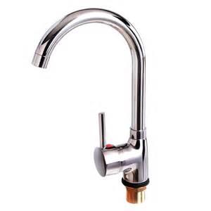 monobloc mixer taps kitchen sink modern swivel spout monobloc kitchen sink mixer tap faucet