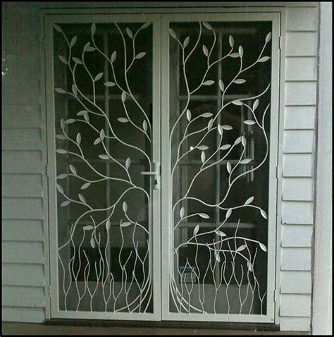Iron Security Doors by Security Doors Wrought Iron Security Door Brisbane