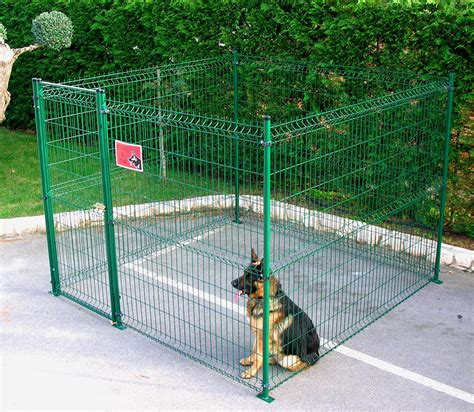 Costruire Recinto Per Cani by Recinto Per Cani Vivatools Recinto Cani Fido Green Box