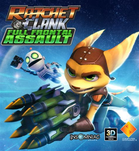 ratchet the ratchet review page ratchet clank frontal assault bomb