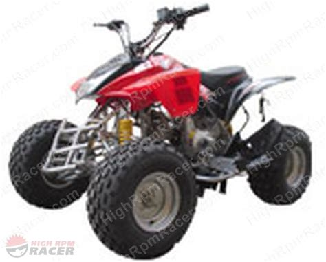 Baja Cn90 U 90cc Chinese Atv Owners Manual Om Bacn90u