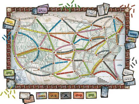 Asmodee Les Aventuriers Du Rail Etats Unis les aventuriers du rail jeux de soci 233 t 233 acheter sur espritjeu