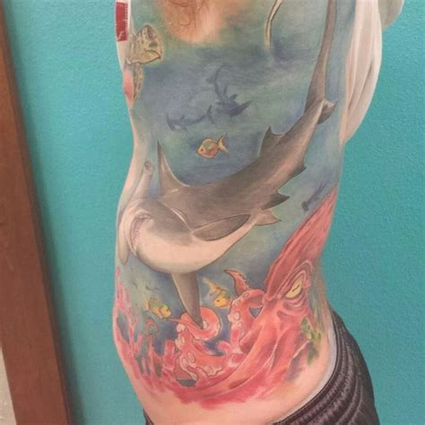 side back tattoos best 25 stomach tattoos ideas on stomach