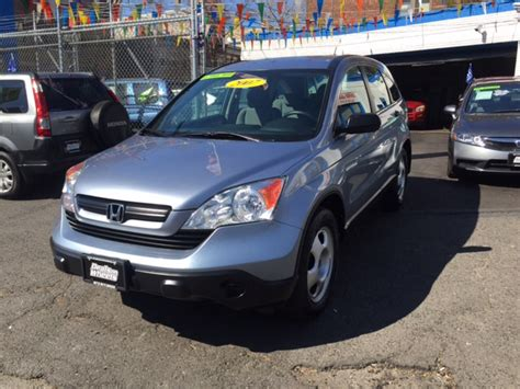 Cover Mobil Honda Crv Indoor Anti 70 Murah Berkualitas 2007 honda cr v lx awd 4dr suv in newark nj deals on wheels