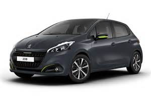 Www Peugeot 208 Two New Peugeot 208 Special Editions Revealed Auto Express