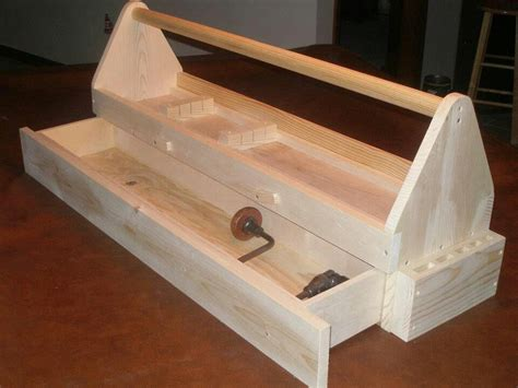 pin  tim crossley  tool chests   wood tool box